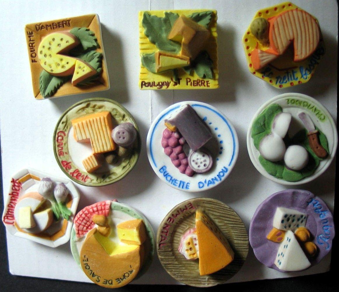 nos bons fromages de France